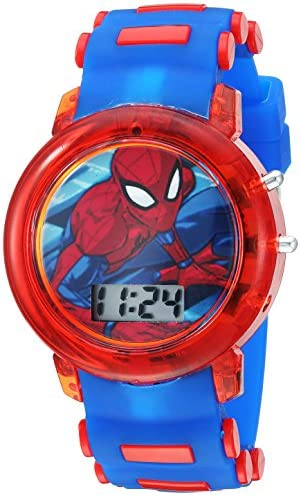 Marvel Quartz Plastic Watch Color product image