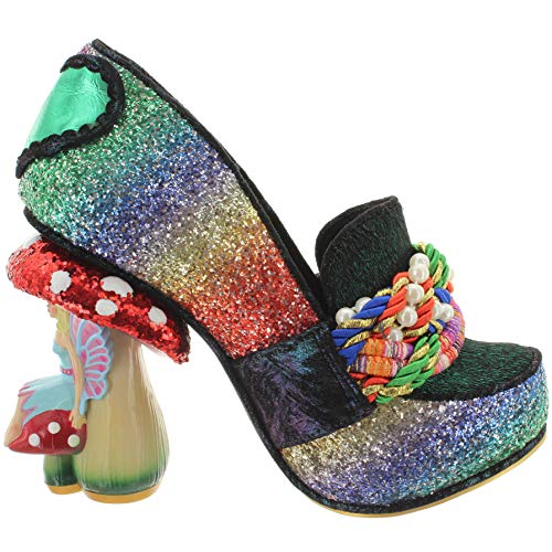 Green Court Toad Choice Hazel Stool green Grün Shoes Corntree Irregular Fairy B Womens xAvqRSR