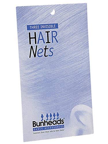 - Capezio Hair Nets - One Size, Blonde