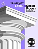 Vocabulary from Latin and Greek Roots %2