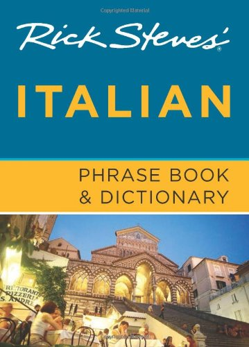 Rick Steves' Italian Phrase Book & Dictionary