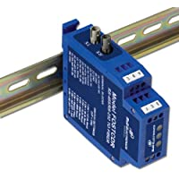 RS-232/422/485 To Fiber Converter