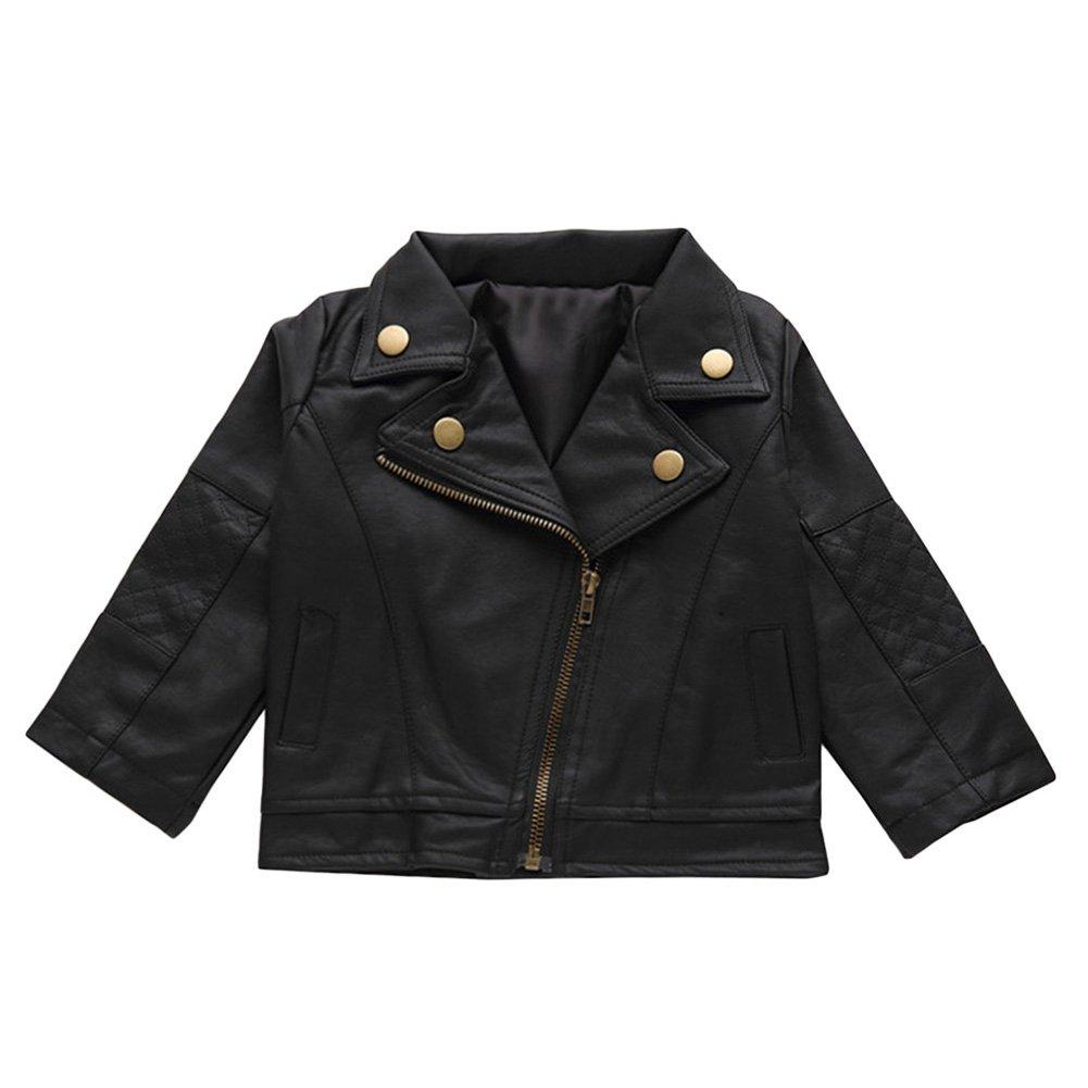 Kinder Jacke Leder Punk Rock Kleidung Kinder Outwear ...