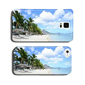 Mauritian beach cell phone cover case iPhone5