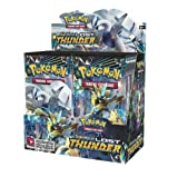 Best Pokemon Booster Boxes - Pokemon TCG: Sun & Moon Lost Thunder Booster Review