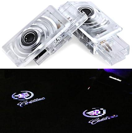 JDK - Proyector de luces LED para puerta de coche: Amazon.es ...