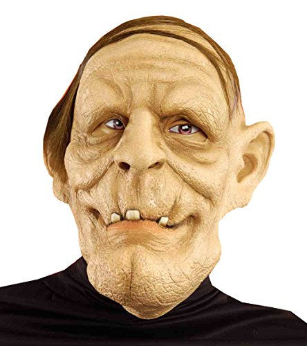 Mens Halloween Masks (Forum Novelties Men's Old Man Combover Mask, Multi, One Size)