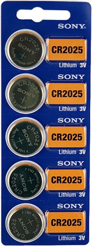 Sony-Lithium-3V-Batteries-CR2032