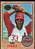 Baseball MLB 2002 Topps Archives #117 Luis Tiant NM-MT Indians