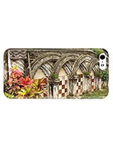 Heat Sublimation iPhone 5S Case ColoniolIndla Filebritish Colonial Architecture On Zoo Grounds Trivandrum for iPhone 5 Case