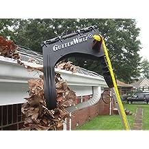 GutterWhiz--Rain Gutter Cleaning Tool