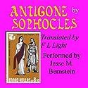 Antigone: Translated by F. L. Light Audiobook by F. L. Light (translator),  Sophocles Narrated by Jesse M. Bernstein