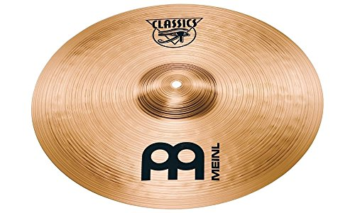 Meinl Cymbals C18MC Classics Serie 45,72 cm (18 Zoll) Medium Crash Becken