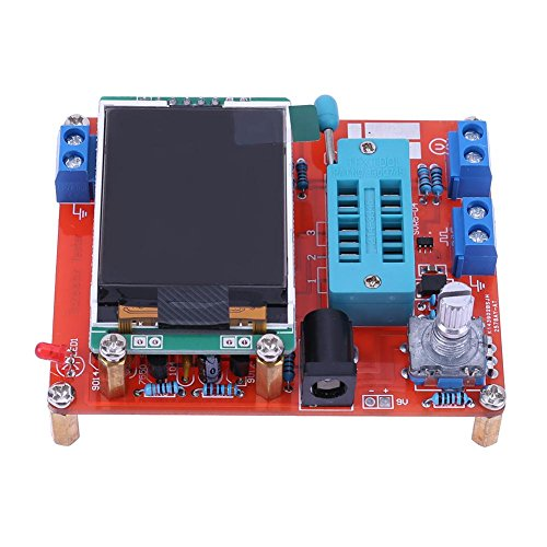 UEB GM328 Transistor Tester Frequency Measurement Instrument PWM Square Wave
