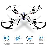 JJRC H16 Tarantula X6 Drone 2.4G 4CH 6-Axis 360 Rolling Degree Quadcopter With LED lights