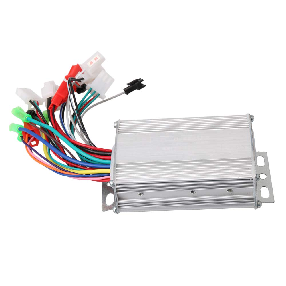 RDEXP Aluminium Brushless Motor Controller 36V-250W/48V-350W for E-Bike and Electric Scooters by RDEXP