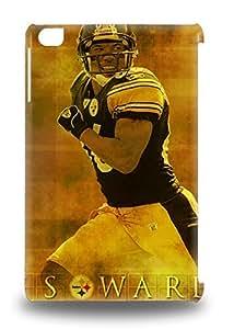 Ipad Case Tpu Case Protective For Ipad Mini/mini 2 NFL Pittsburgh Steelers Hines Ward #86 ( Custom Picture iPhone 6, iPhone 6 PLUS, iPhone 5, iPhone 5S, iPhone 5C, iPhone 4, iPhone 4S,Galaxy S6,Galaxy S5,Galaxy S4,Galaxy S3,Note 3,iPad Mini-Mini 2,iPad Air )