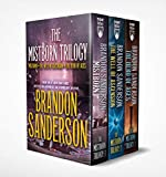 Mistborn Boxed Set I: Mistborn, The Well of