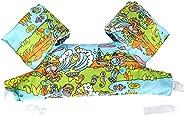 Children's Float Sleeves, Kids Swimming Float Sleeves, Cute Cartoon Pattern, Learning Swimming Equipment,