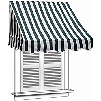 Castlecreek 8 Window And Door Awning Amazon Com
