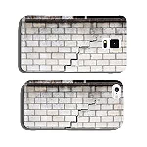 Damage to the house wall cell phone cover case Samsung S6