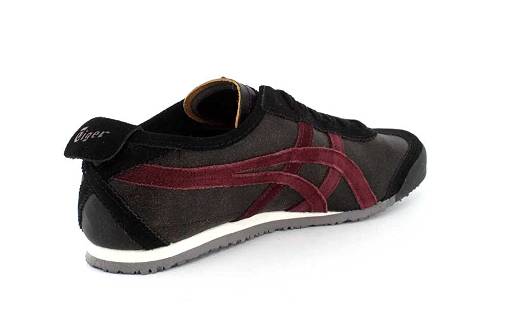 new concept 9996a a40bb Onitsuka Tiger by Asics Unisex Mexico 66 Dark Sepia/Port ...