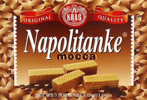 Napolitanke Mocca Wafers 330g/11.6oz ()