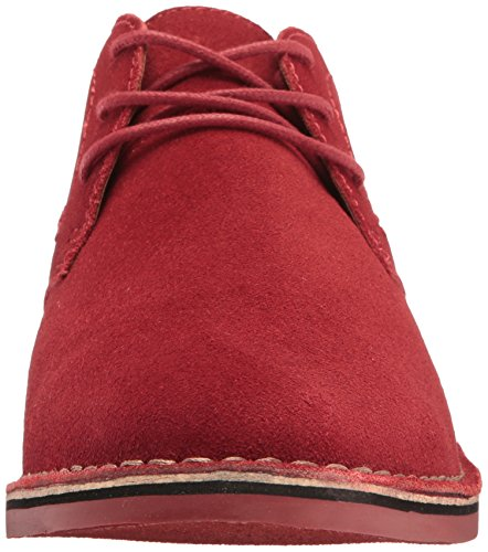 Kenneth Cole Reactie Heren Woestijnzon Chukka Boot Rood / Rood Suede
