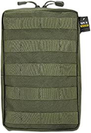 Rapdom Tactical 6.10 Utility Pouch (Vertical), Olive Drab