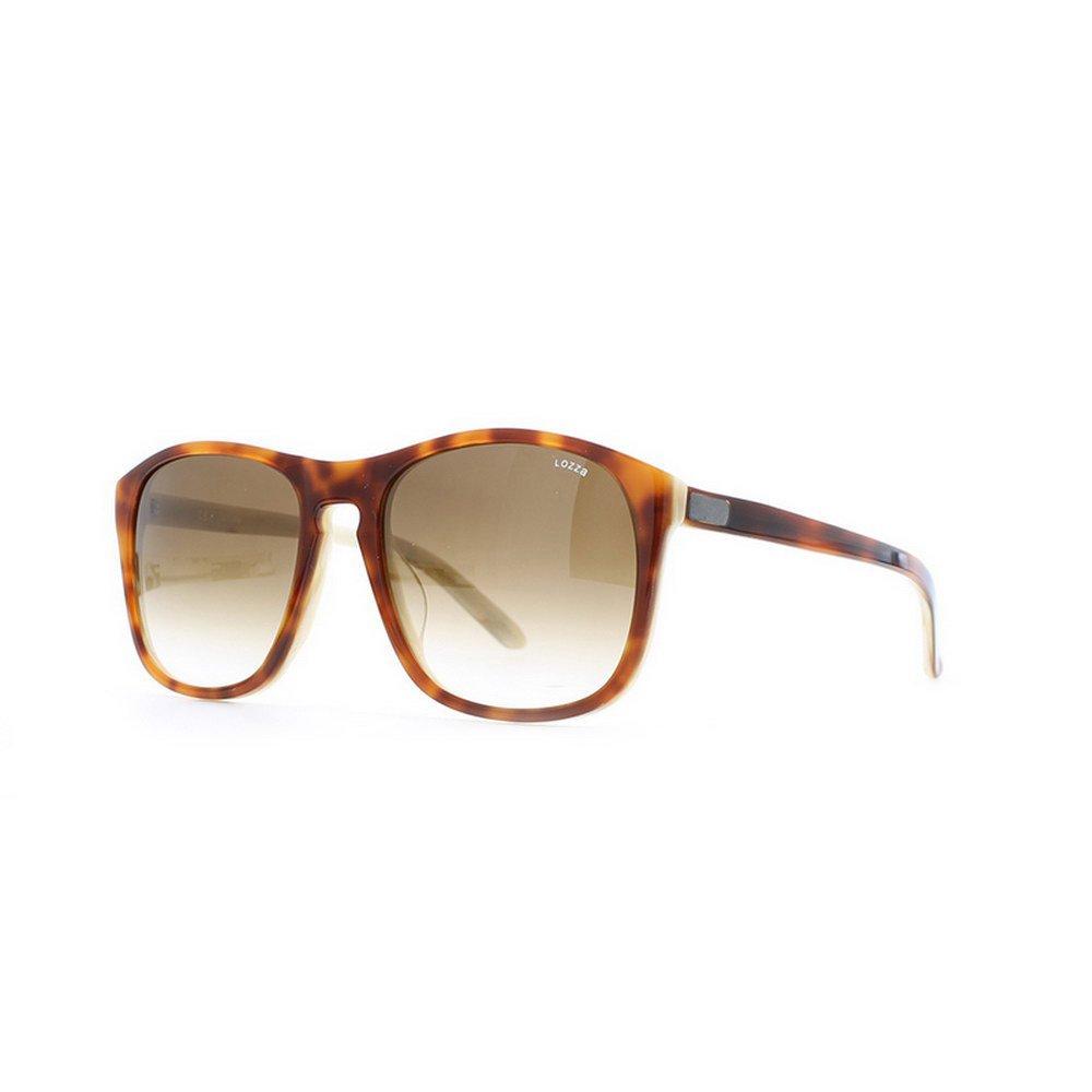 Amazon.com: Lozza 1845 07hg cuadrados anteojos de sol Para ...