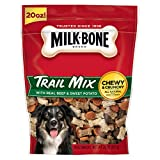MILK-BONE Trail Mix Dog Treat Review
