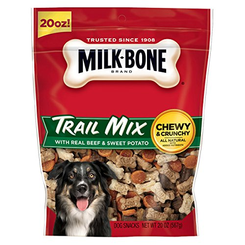 MILK-BONE Trail Mix Dog Treat Review