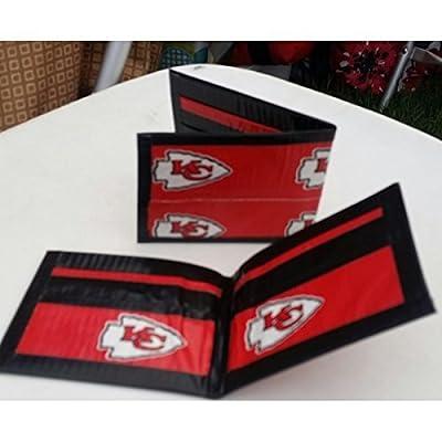 Kansas City Chiefs NFL Bi-Fold Duct Tape Wallet