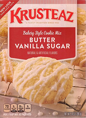 Krusteaz Bakery Cookie Butter Vanilla product image