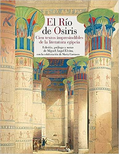 El río de Osiris de Miguel Ángel Elvira