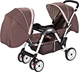 AmorosO Deluxe Double Stroller Review