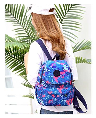 B AOTIAN Bag Campus Adults' Unisex gblu Daypack mc XXIzR