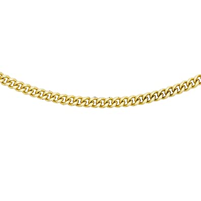 Carissima Gold 9ct Yellow Gold 16 Prince of Wales Chain xSXty