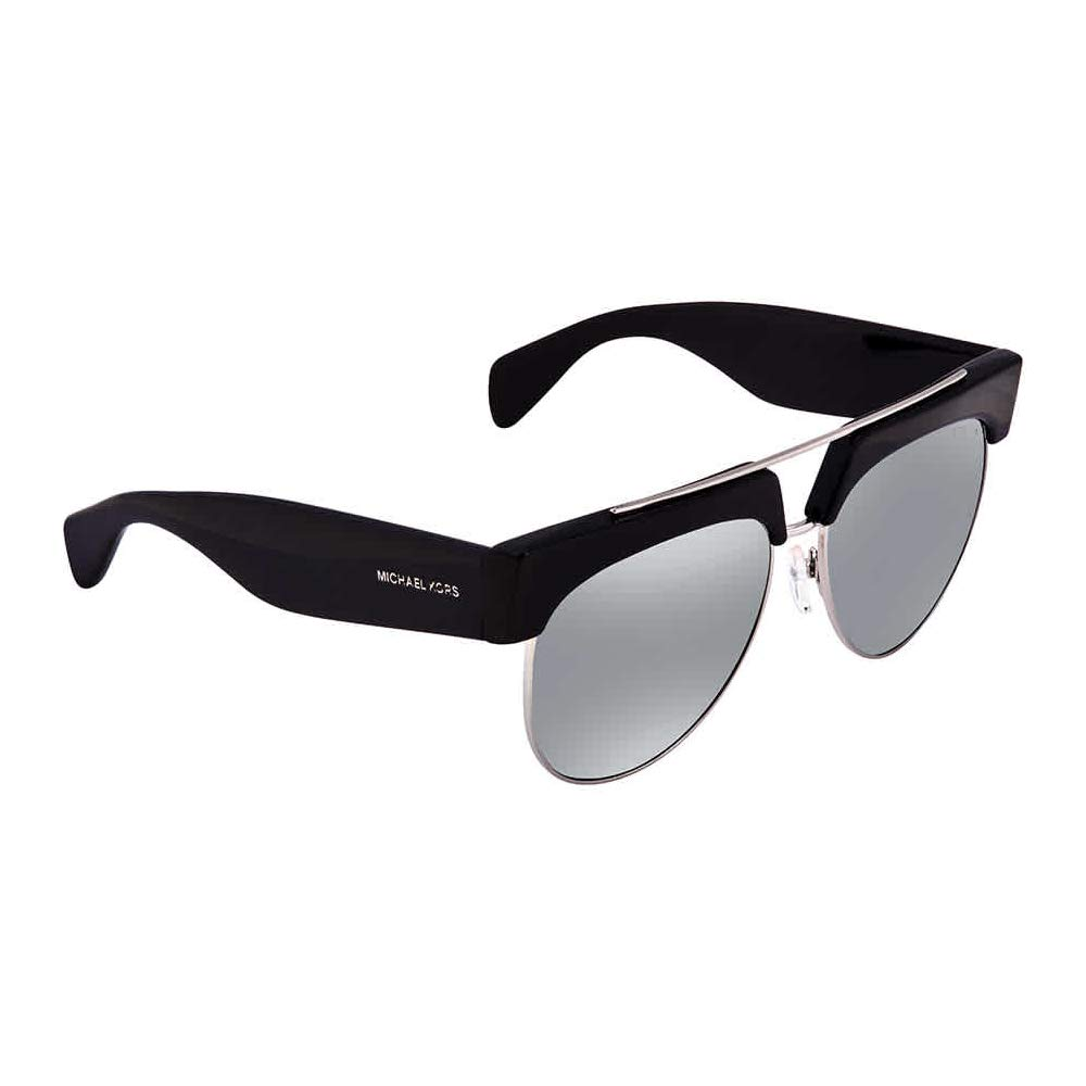 Michael Kors 0MK2075 Gafas de sol, Silver, 57 para Mujer ...