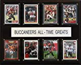 NFL Tampa Bay Buccaneers All-Time Greats Plaque