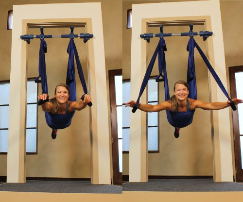 Aerial Yoga Swing And Frame Buy Online In Uae Misc
