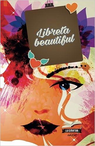 Libreta beautiful: interior blanco y negro (Agenda belleza ...