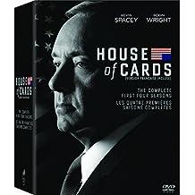 House of Cards: Season 1-4