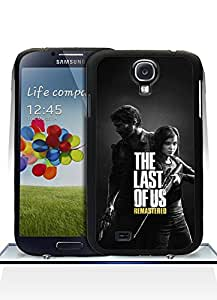 Cute Funda Case For Galaxy S4, The Last Of Us Game Scratch-Proof High Impact Unique Design Slim Fit Back Film Skin For Samsung Galaxy S4 i9500