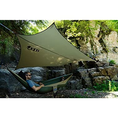 Eagles Nest Outfitters - ProFly Rain Tarp, Black