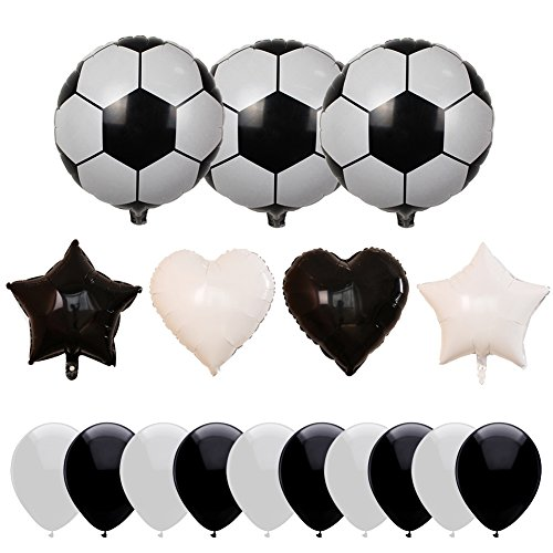 KUMEED Soccer Goal Birthday Party Balloon 18