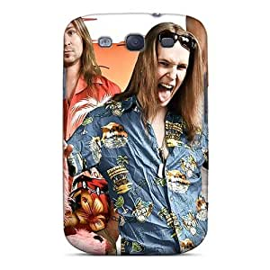 Bumper Cell-phone Hard Cover For Samsung Galaxy S3 With Allow Personal Design Beautiful Children Of Bodom Band Pictures MansourMurray