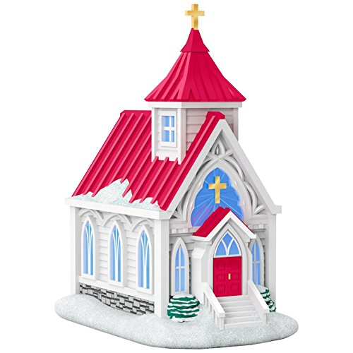 Hallmark Keepsake 2017 Candlelight Service Christmas Ornament