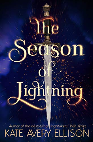 #freebooks – The Season of Lightning by Kate Avery Ellison