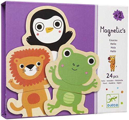 (Djeco Cou Cou Jungle Magnetics (24 pc))